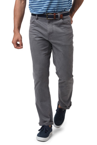 Southern Tide Harbor Pant in Polarized Gray