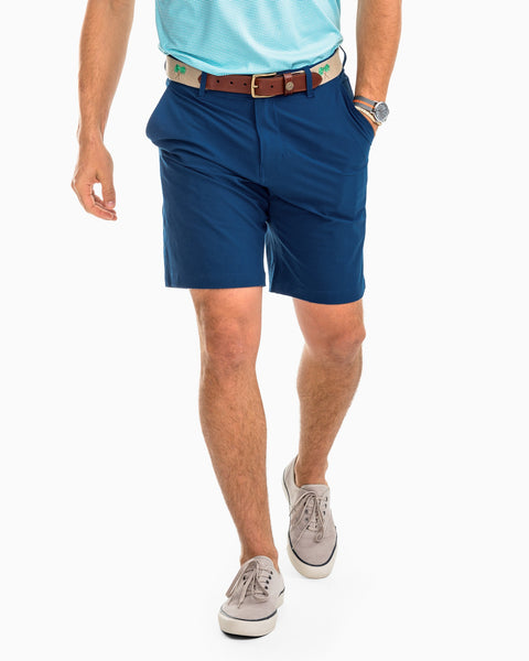 Southern Tide T3 Gulf Short in Yacht Blue