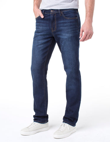 Liverpool Regent Relaxed Straight Jean in San Ardo Vintage
