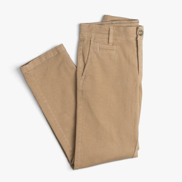 Johnnie-O Perry Jr. Pant in Khaki