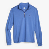Johnnie-O Lammie Performance 1/4 Zip in Marlin