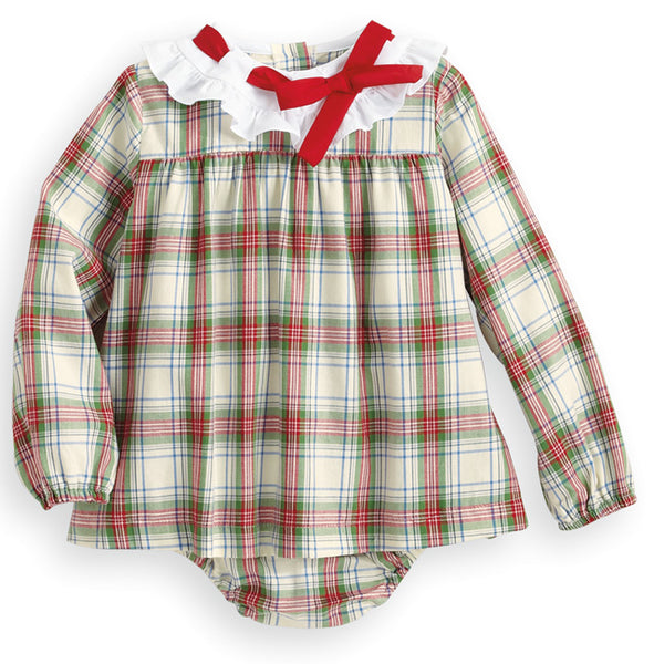 Bella Bliss Fairbanks Bloomer Set in Provence Plaid