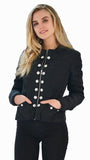 Ciao Milano Lia Coat in Black