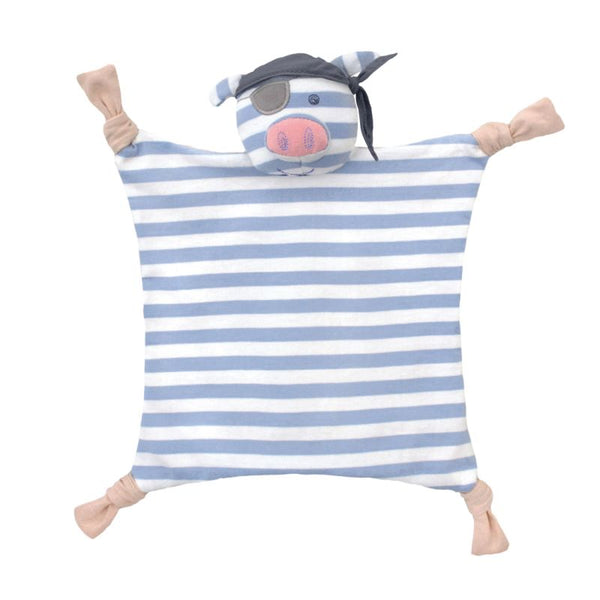 Apple Park Pirate Pig Blankie