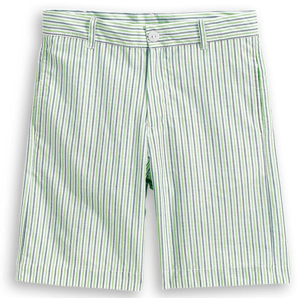 Bella Bliss Wilson Short in Vineyard Stripe