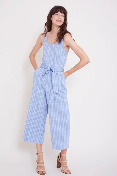 Roller Rabbit Heize Jumpsuit in Blue
