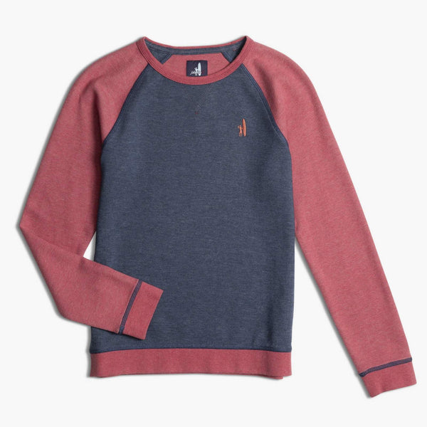 Johnnie-O Conor Jr. Pullover in Twilight