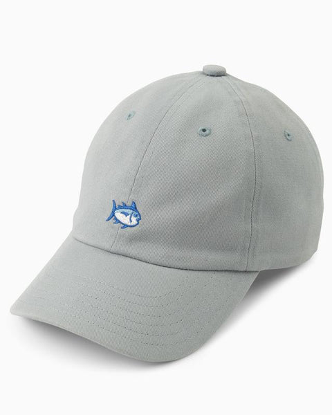 Southern Tide Youth Mini Skipjack Hat in Steal Grey
