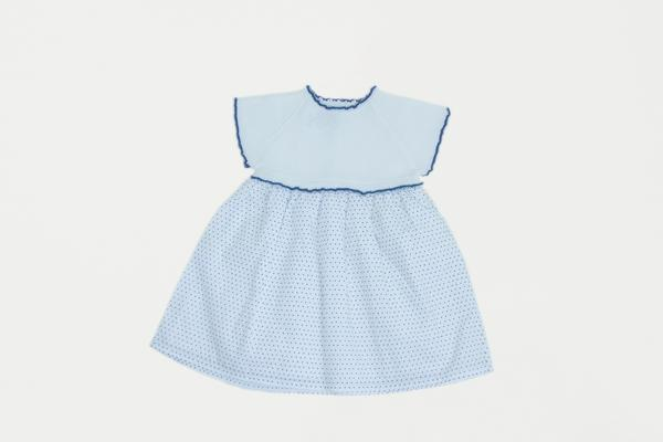 Cuclie Baby Polka Dot Dress in Toddler Sizes