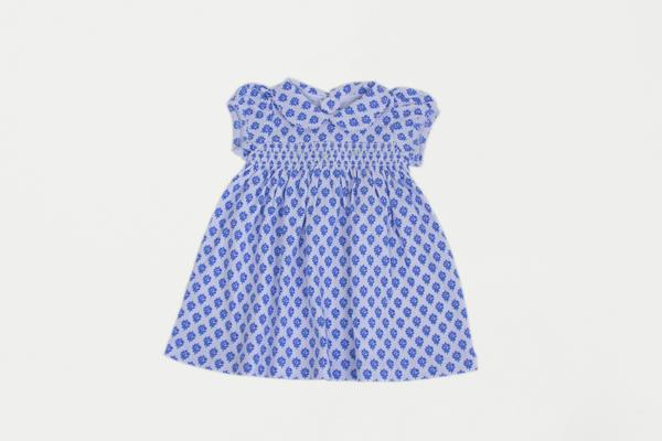 Cuclie Baby Smocked Day Dress