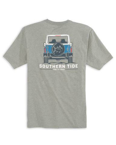 Southern Tide Men's Tide to Trail Adventure T-Shirt