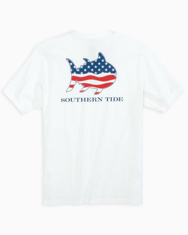 Southern Tide Star Spangled T-shirt