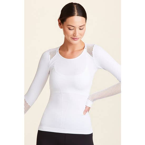 Alala Seamless Long Sleeve Top