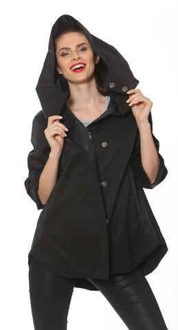 Ciao-Milano Savina Jacket in Black