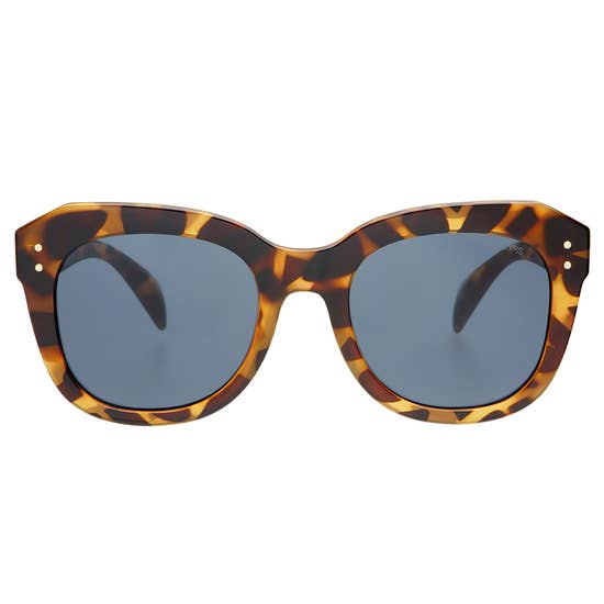 Freyrs Sweet Peach Sunglasses - Tortoise