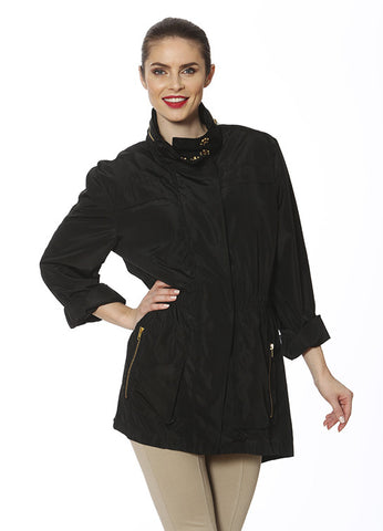 Ciao-Milano Tafani Jacket in Black