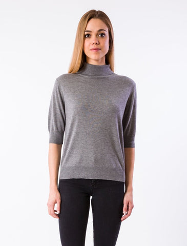 Kerisma Fox Top in Ash Grey