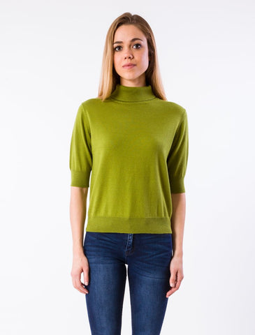 Kerisma Fox Top in Green Tea