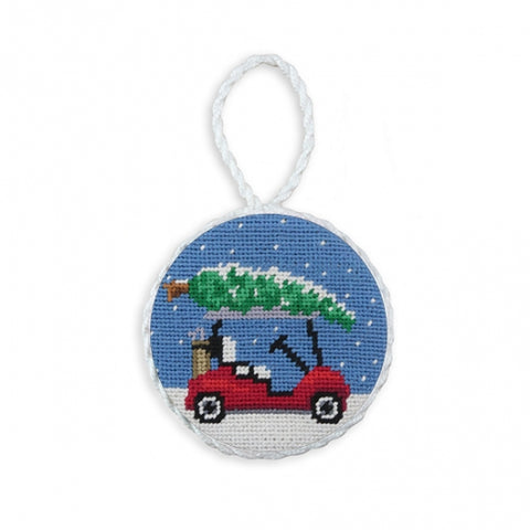Smathers & Branson Christmas Golf Cart Ornament