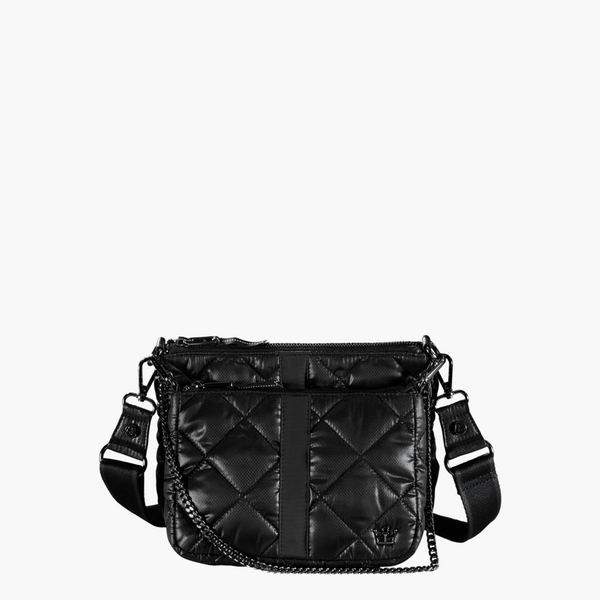 Oliver Thomas Maxed Out Double Trouble Bag in Black