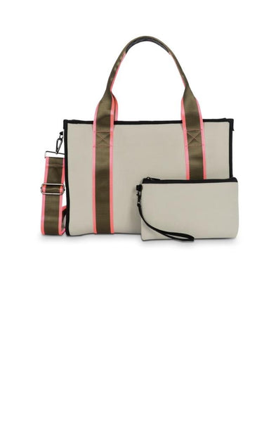 Haute Shore Isla Tote Swank in Putty