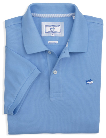 Southern Tide Skipjack Polo in Ocean Channel