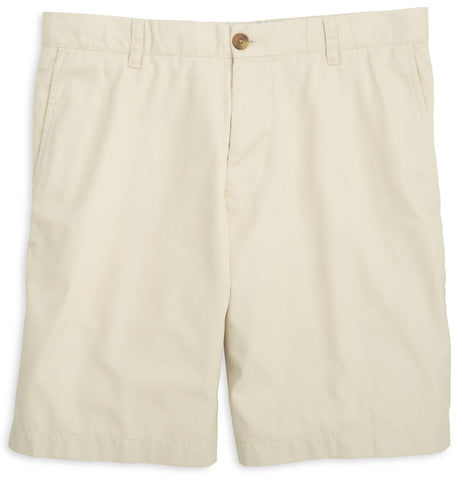 "Southern Tide 9"" Skipjack Short in Stone"