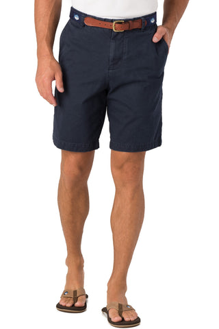"Southern Tide 9"" Skipjack Short in True Navy"