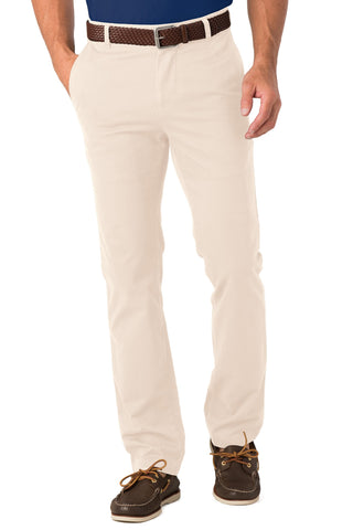 Southern Tide Skipjack Pant in Stone
