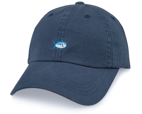 Southern Tide Mini Skipjack Hat in Navy