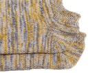 American Trench Summer Footie Sock in Golden Rod