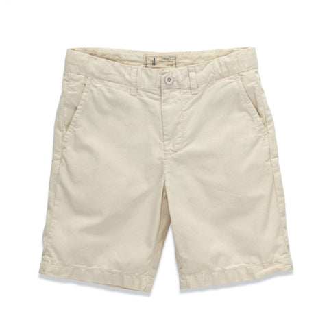 Johnnie-O Derby Jr. Shorts in Stone