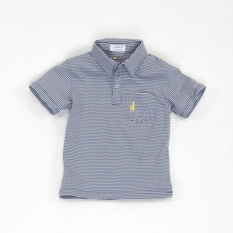 Johnnie-O Jack Jr. Polo Shirt in Pacific