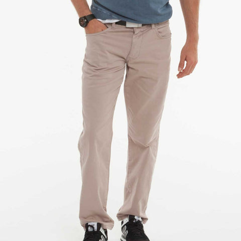 Johnnie-O Cal Pant in Khaki