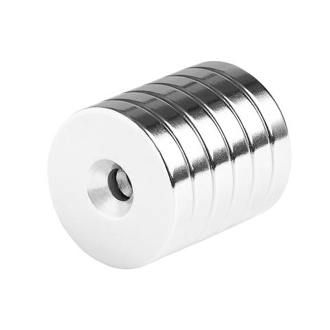 Neodymium Countersunk Disc Magnets