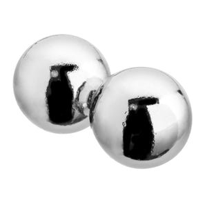 3/4 Inch Neodymium Rare Earth Sphere Magnets N48 (2 Pack)