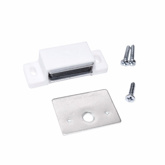 totalElement Magnetic Cabinet & Door Latch/Catch Closures (12 Pack)