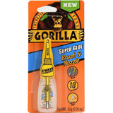 totalElement Gorilla Magnet Super Glue/Adhesive Brush & Nozzle (Clear)