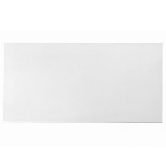 28 x 14 Inch Brushed Stainless Steel Magnetic Board, Frameless Metal Bulletin Board, Notice/Message Board for Wall