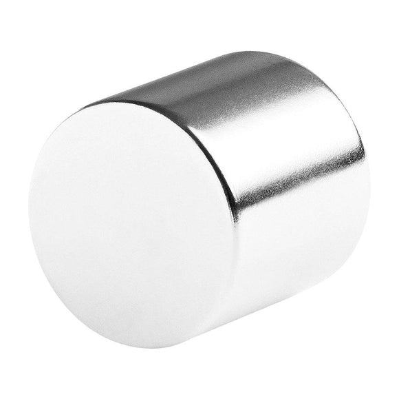 1 Inch Powerful Neodymium Rare Earth Large Cylinder Magnet N48 (1 Magnet)