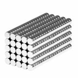 1/16 x 1/32 Inch Tiny Neodymium Rare Earth Disc Magnets N48 (500 Pack)