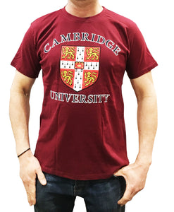 Cambridge University T-shirt