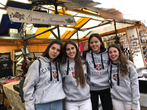 Cambridge University Hoodies and Apparel