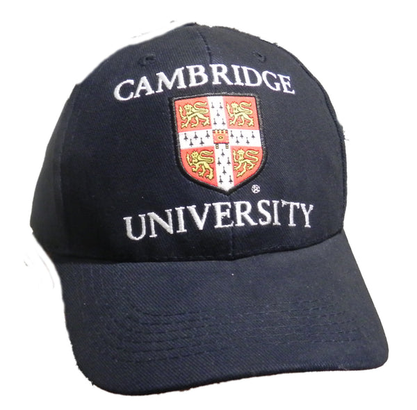 Official Cambridge University Cap - Official Apparel of the Famous Univeristy...