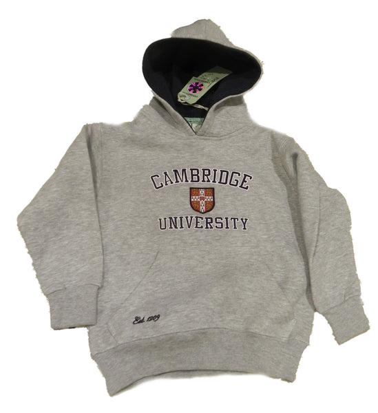 Official Cambridge University Hoody for kids ! - Official Apparel of the Famo...