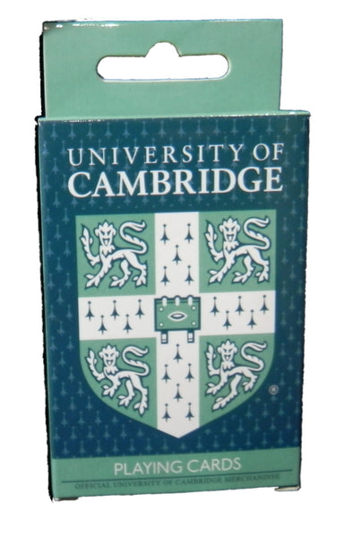 Cambridge University Playing Cards - Official Cambridge University Approved P...