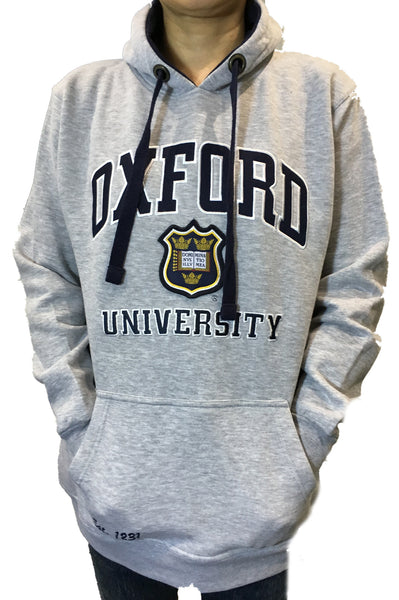 Official Oxford University Hoody - Official Apparel of the Famous Univeristy of Oxford