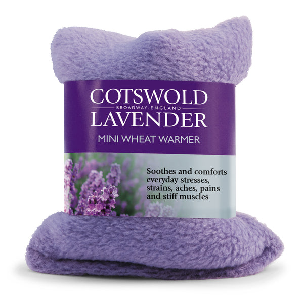 Wheat Warmer - Warm in Microwave to soothe aches and pains .. Cotswold