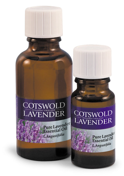 Essential Oil - 10ml - Made from Natural Lavender Oils - Cotswold