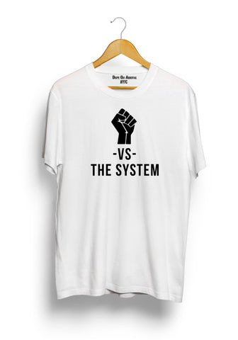 Solidarity Vs The System Unisex T-Shirt